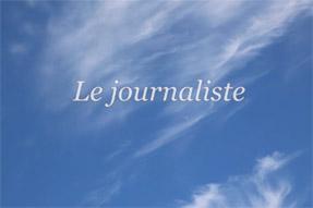 Le journaliste et l'oliveraie abandonnée